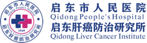 Qidong hospital logo